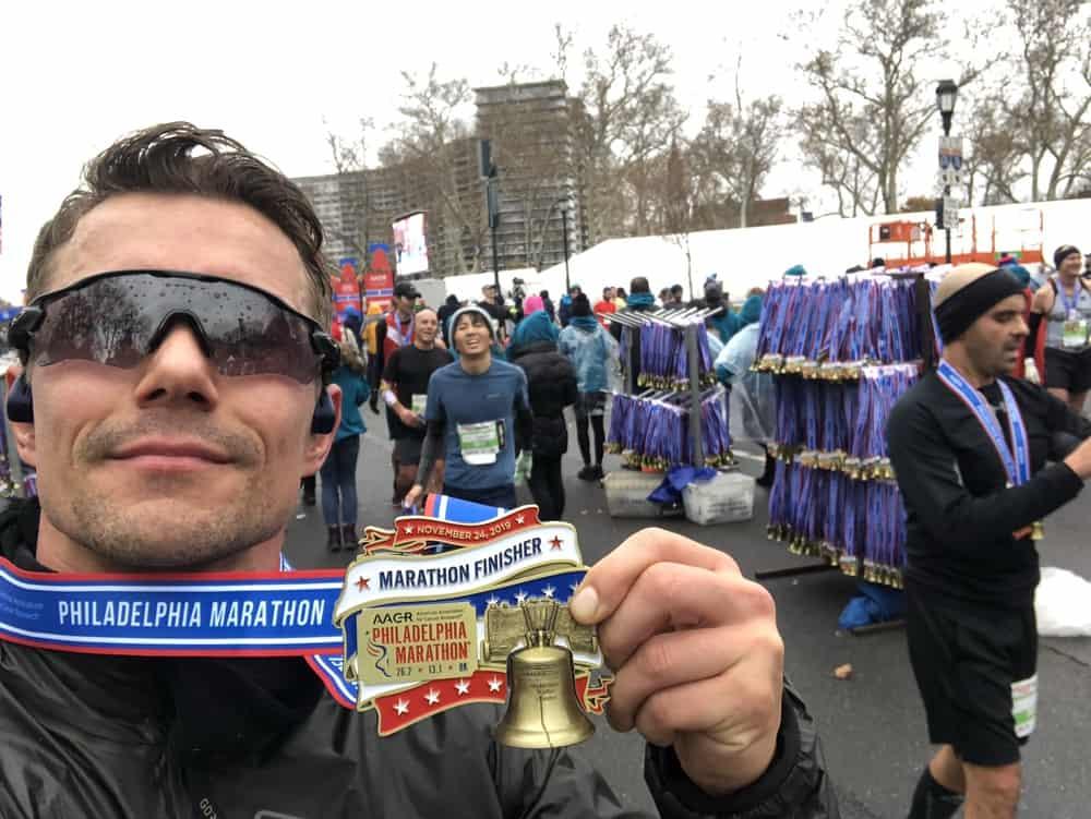 Philadelphia Marathon 2019: Rocky wäre stolz auf mich gewesen!