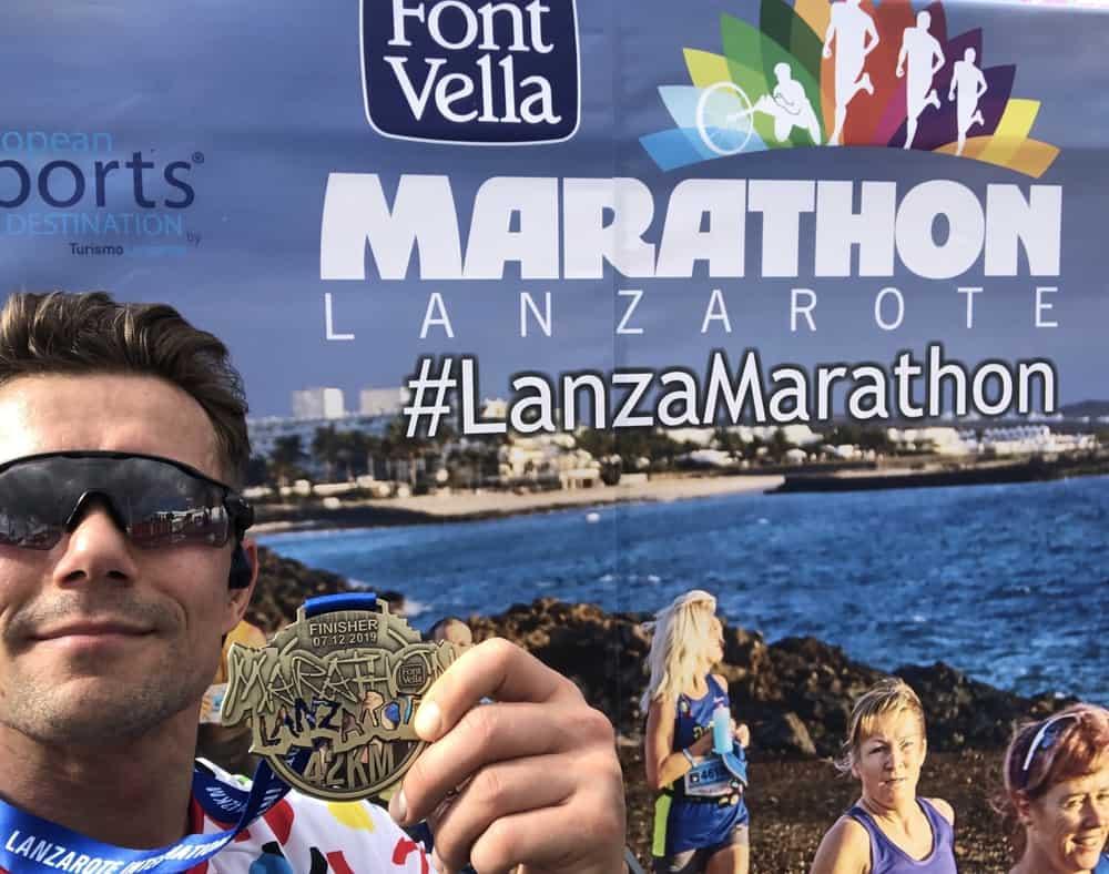 Lanzarote Marathon 2019: Mein spanisches Wintertrainingslager