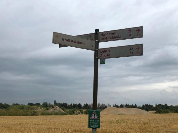 1. Kolshorn Marathon am 10.04.2021: Strecke und Ablauf