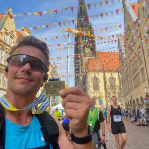Münster Marathon 2021: Stimmungsvolles Highlight