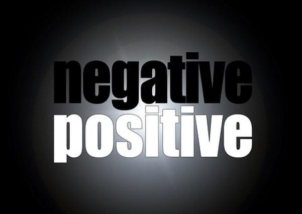 positive-negative-不信感