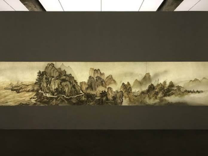 New Ink Art in China: 1978 - 2018 will present Background Story. Photo: xubing.com