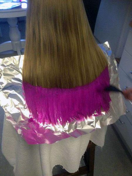 Emmas-hår