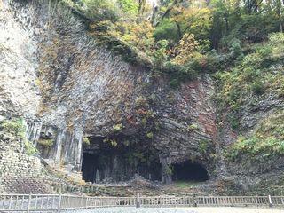 玄武洞公園の青竜洞