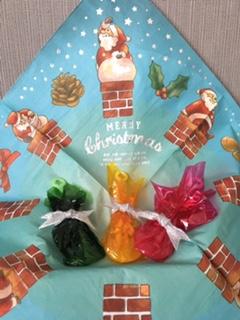 クリスマスの子供が喜ぶお菓子