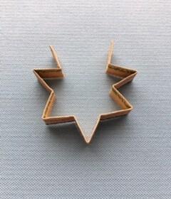 折り紙で作る箸置き8