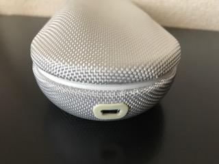 ダイヤモンドクリーンの充電器USB部分