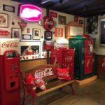 コカコーラ工場見学のチャレンジゾーン