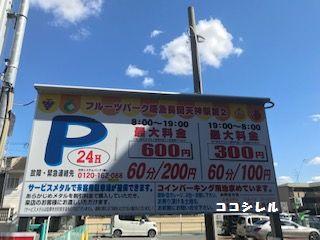 フルーツパーク阪急長岡天神駅第2
