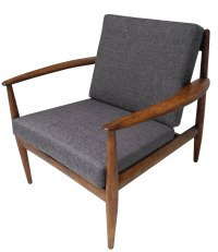 Danish Teak Lounge Chair: SOLD
