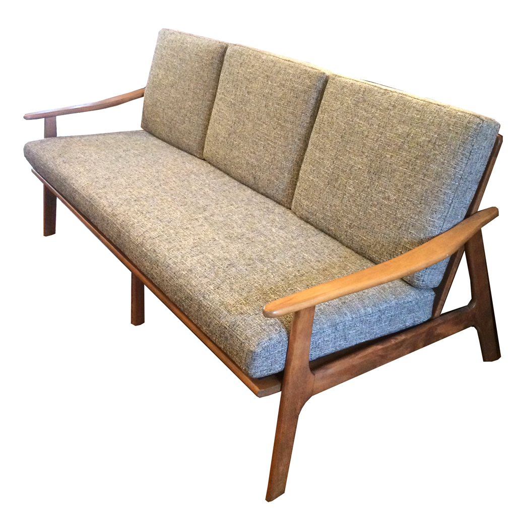 mid century style sofa canada white leather overstuffed inabstracto modern furniture art and design