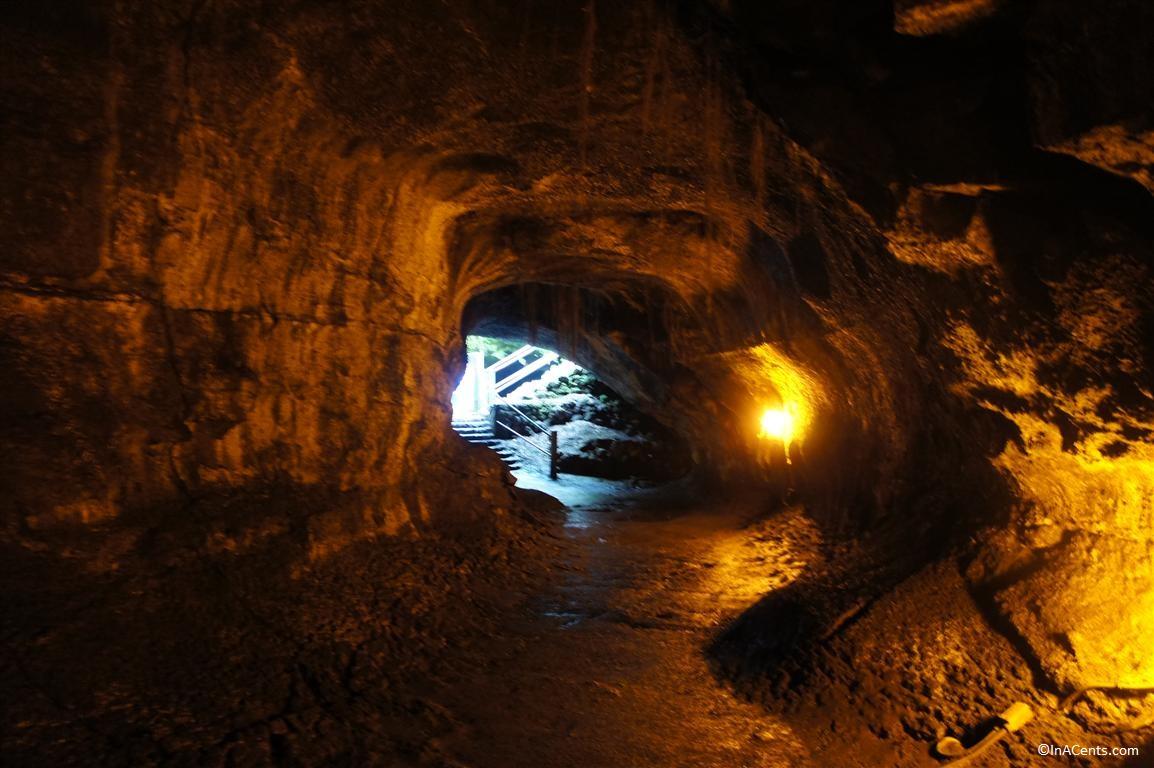 Exploring the Inside of Klaueas Lava Tube  InACentscom