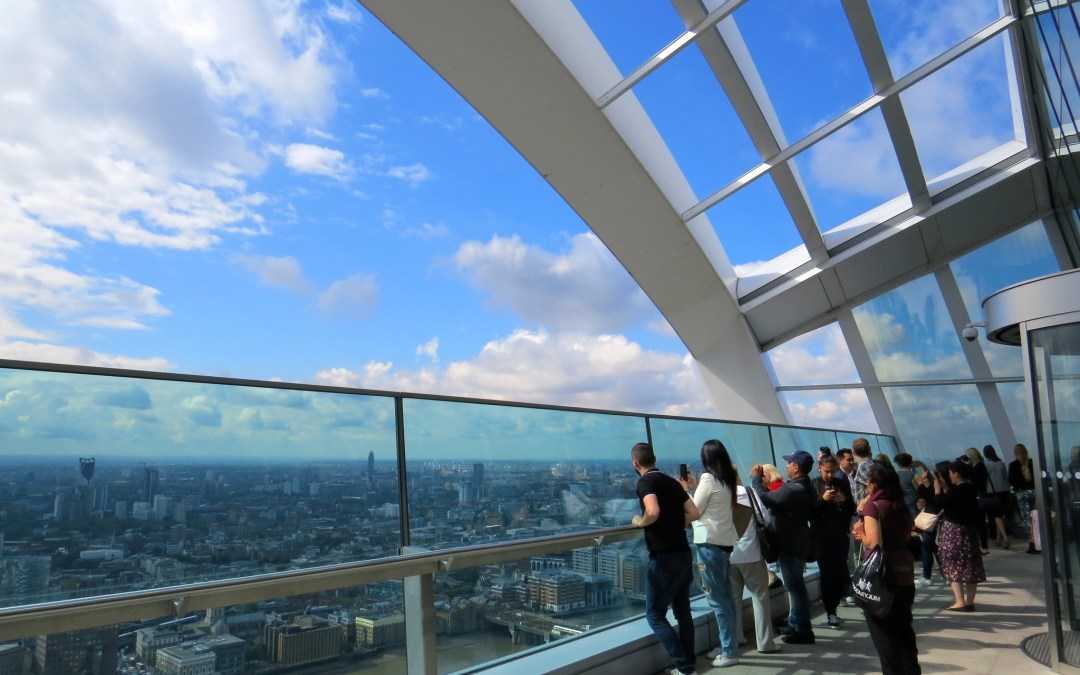 Free Visit to London's Sky Garden