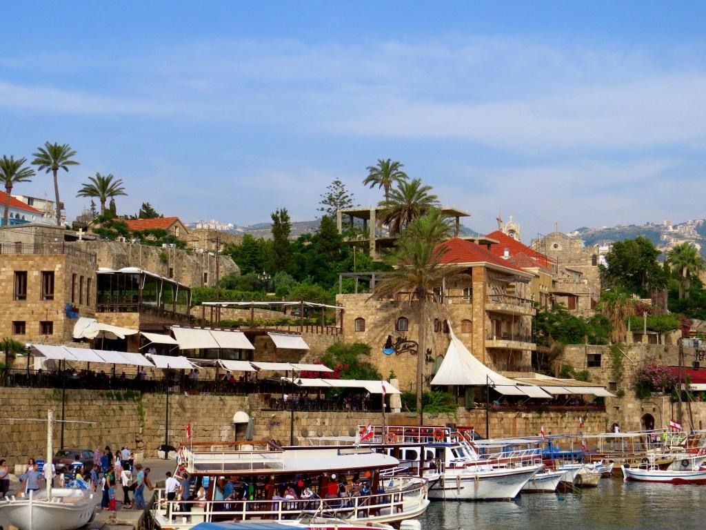 Port of Byblos, Lebanon