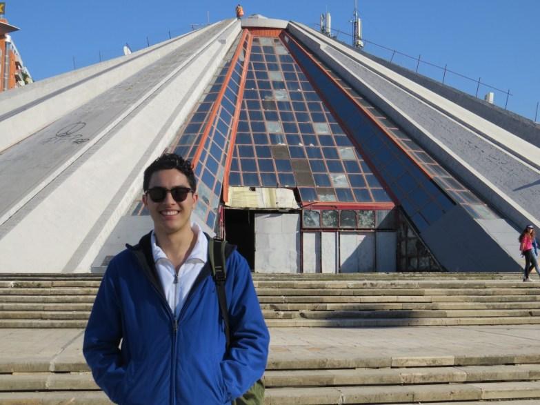 Discovering Tirana, Albania