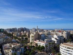 Casablanca's skyline