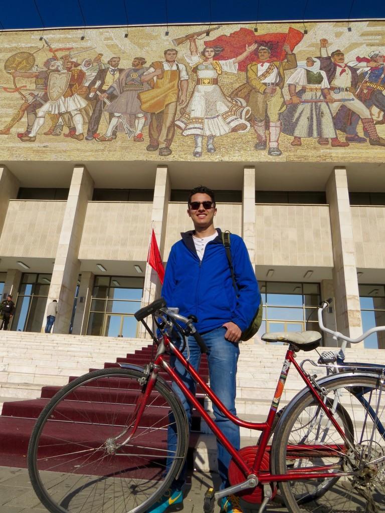 Bike Tour Tirana