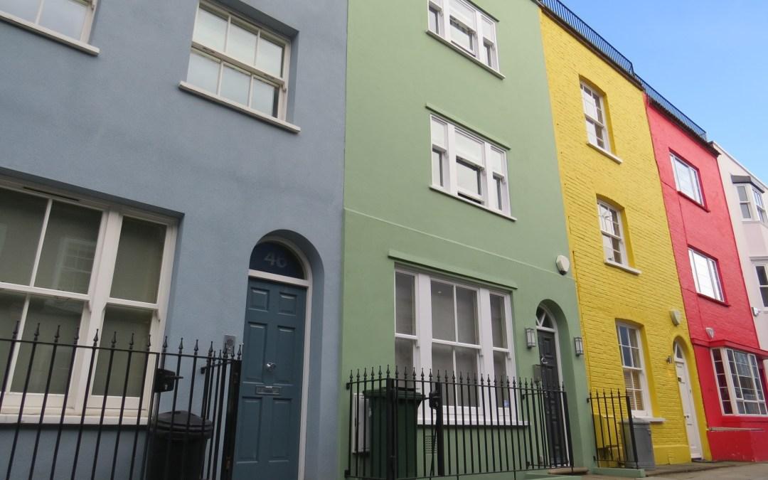 5 Pretty Hidden Streets in Chelsea, London