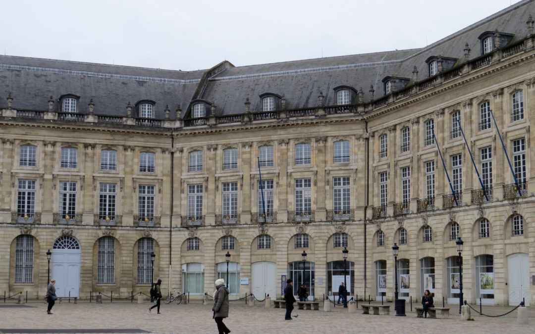 Enjoying Bordeaux During a Stormy City-Break