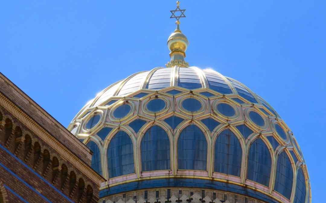 Jewish Berlin: Past, Present and Future