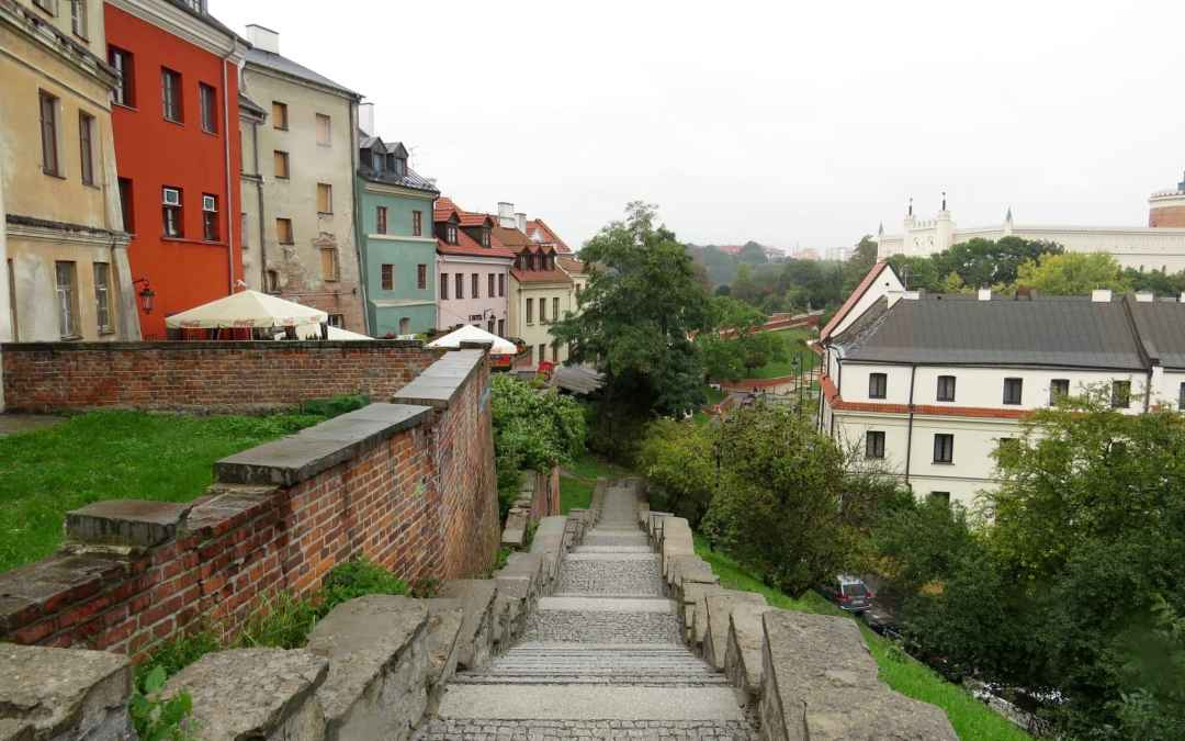 Lublin: One Trail – From Grand Hotel to the Castle