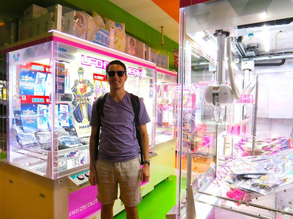 arcade shinjuku
