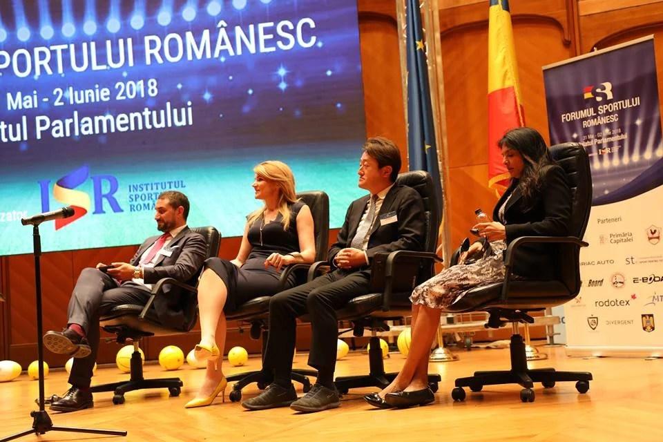 INACO – partener al Forumului Sportului Românesc