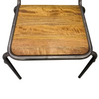 Inadam Furniture - Old School Stacking Chair - Industrial ...