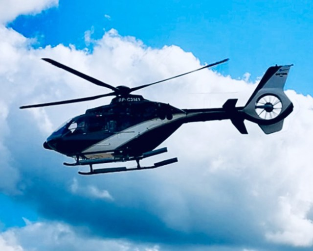 EC 135 RPC 3143 1 | Clark Charter Services - INAEC Aviation