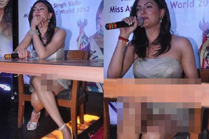 10 28 Ups! 10 Artis Bollywood Ini Gaunnya Pernah Tersingkap di Depan Umum. Kamu Mau Liat