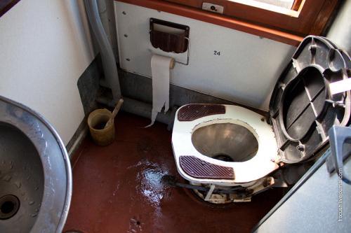 5 55 Ampun Dah Jorok Banget, 10 Kondisi Toilet di Kereta ini Liatnya bikin Mau Muntah Aja
