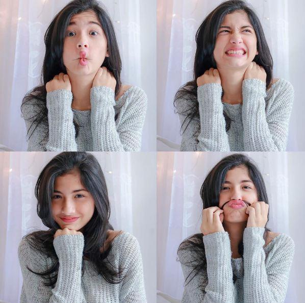 1 40 10 Foto Sahabat Vanessa Anggel ini Cantik Abis dah! Kamu Mau Liat
