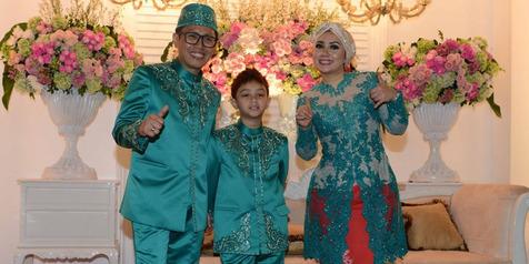 11 5 5 Acara Khitanan Anak Artis ini Mewahnya ngalah ngalahin pesta Pernikahan