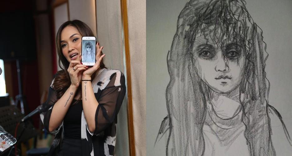 22 4 Artis Cantik ini Mengaku Berteman dengan Hantu Lho!