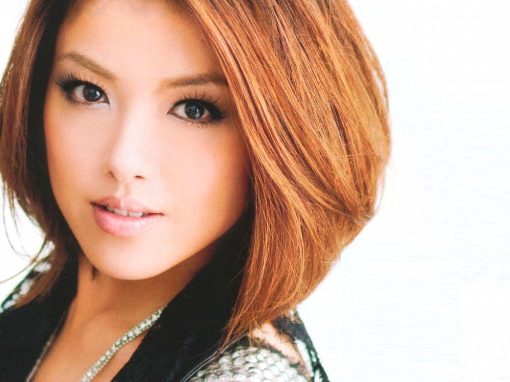 3 7 Padahal Usianya Udah gak muda lagi tapi kecantikan dan keseksian Artis Jepang ini masih awet