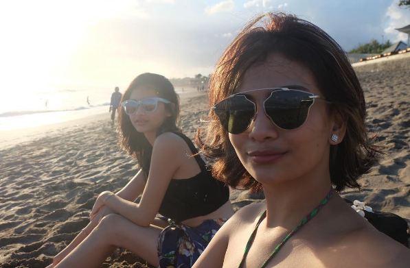 5 42 10 Foto Sahabat Vanessa Anggel ini Cantik Abis dah! Kamu Mau Liat