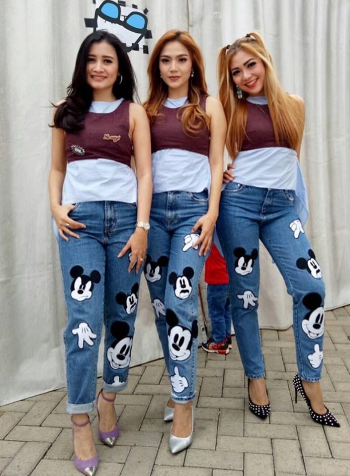 7 11 Seperti ini nih 10 Gaya Terbaru Trio Macan, Kini Makin Mirip seperti..