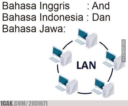 7 26 10 Gambar Meme Lucu 'Bahasa Jawa' ini bikin Kamu Ngakak Lihatnya