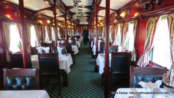 Dining Car By Day