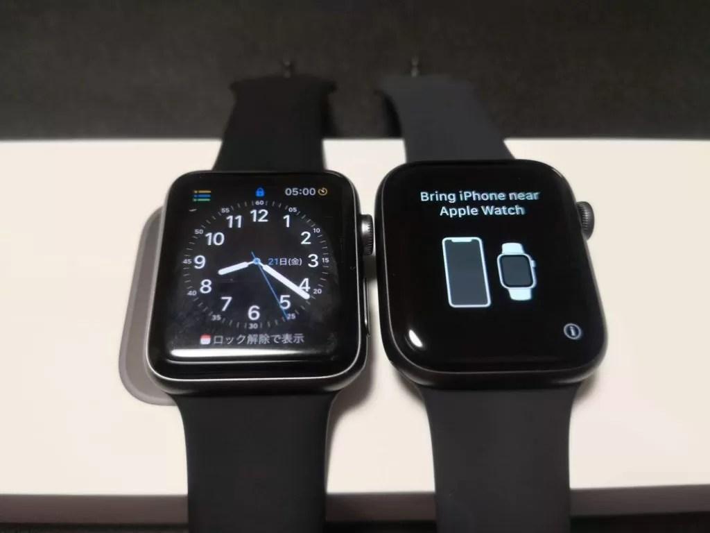 Apple Watch 4とApple Watch 3どっちを買うべきか?(違いを比較) - VOVM