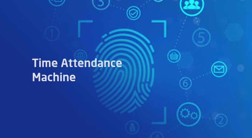 Time Attendance Machine - Samsudin Noor Airport - by INALIX