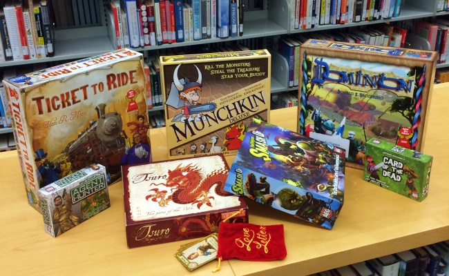 One Library S Quest To Start A Board Game Group Inalj