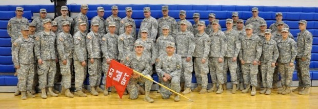 """FSC 153rd Engineer Battalion, based in Parkston, SD"""