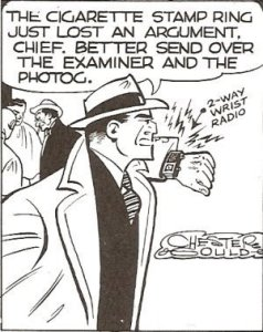 Dick Tracy, 1961.