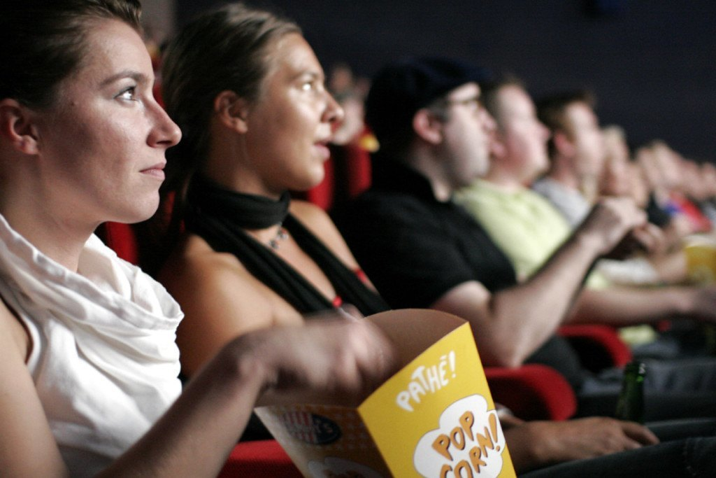"""Featured image for """"Being Grateful for my """"Stupid Little Life"""": Why We Need Movies"""""""
