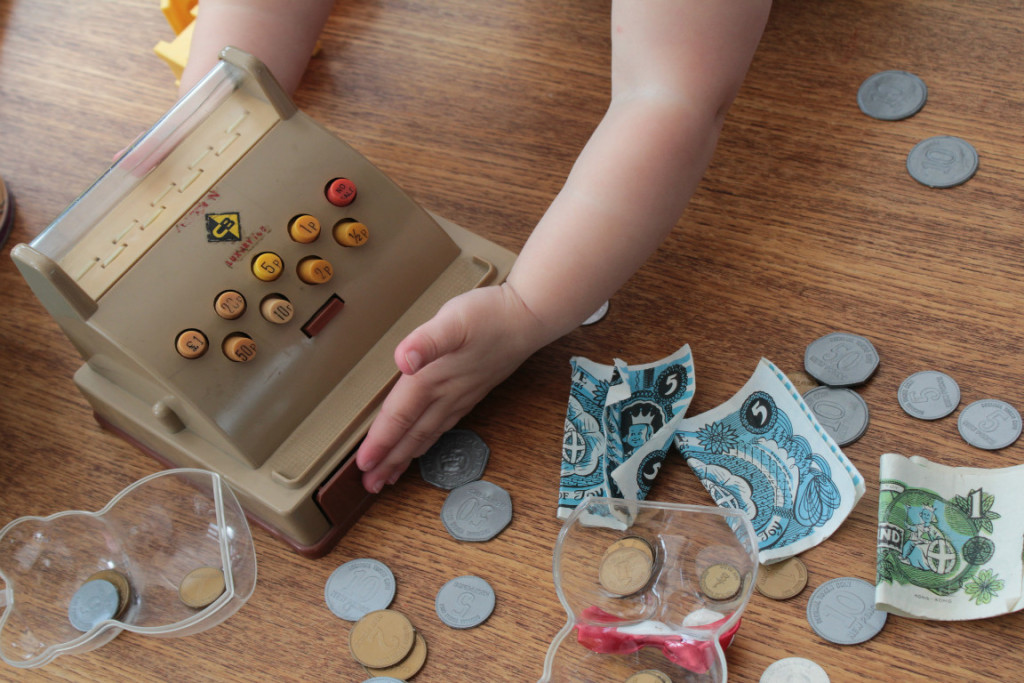 """Featured image for """"Teaching Our Children About Money"""""""