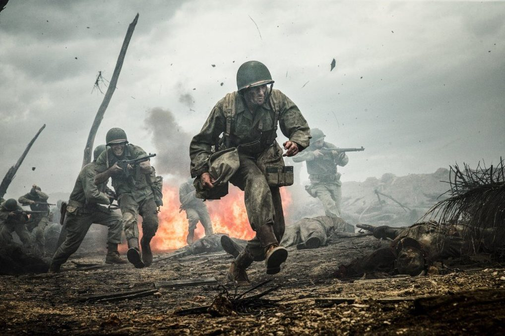 """Featured image for """"Hacksaw Ridge: A Movie Review"""""""