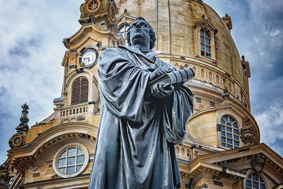 """Featured image for """"Always Reforming and Still Reforming: Why the Reformation is Still Relevant"""""""
