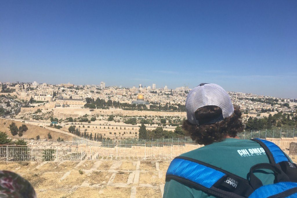 Encountering the Land of Israel