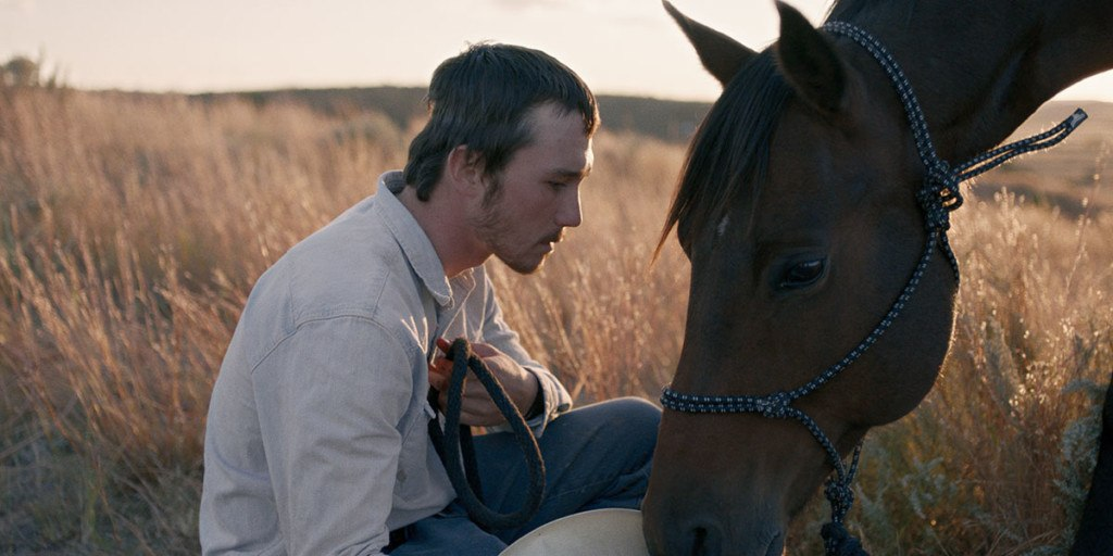 """Featured image for """"Movie Review """"The Rider"""""""""""